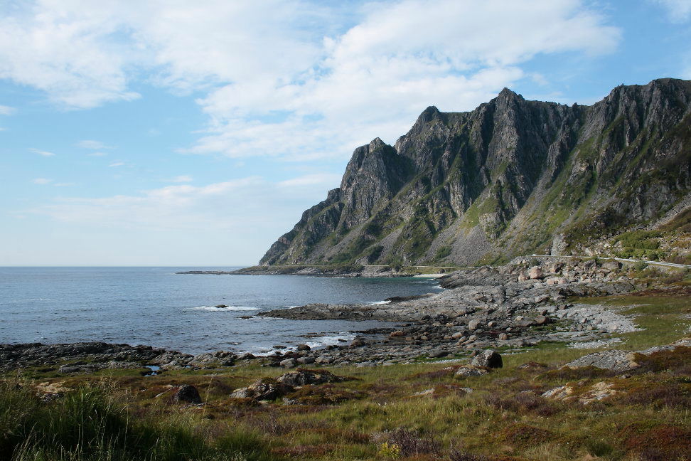 Andøya 9 juillet 2015 - Canon EOS 400D DIGITAL 18 mm - f 14 1/40 sec. 100 ISO